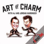 The Art of Charm podcast logo