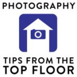 Tips from the top floor podcast logo