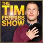 The Tim Ferriss show podcast logo