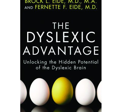 Dyslexic Advantage Book Cover