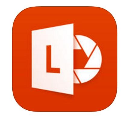 microsoft office lens logo