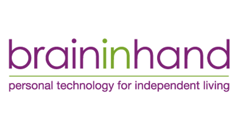 brain in hand logo